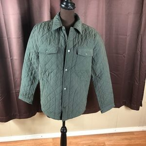 Goodfellow women's jacket green small NWOT
